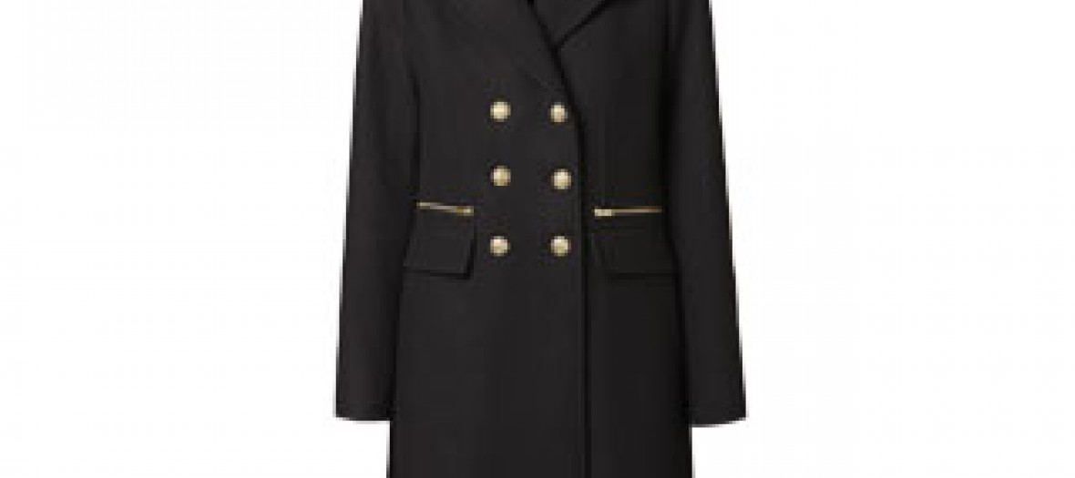 Manteau «Officier», Gerard Darel