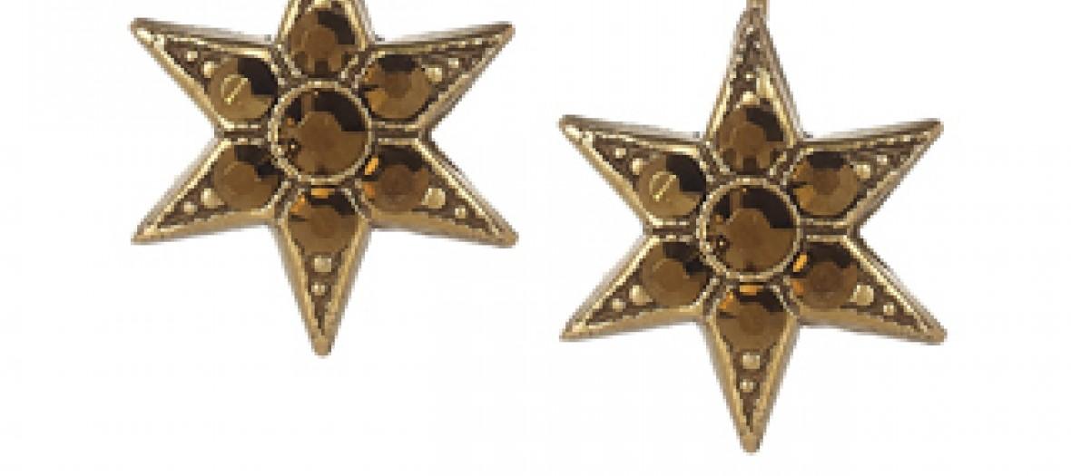 Boucles d'oreilles Isabel Marant
