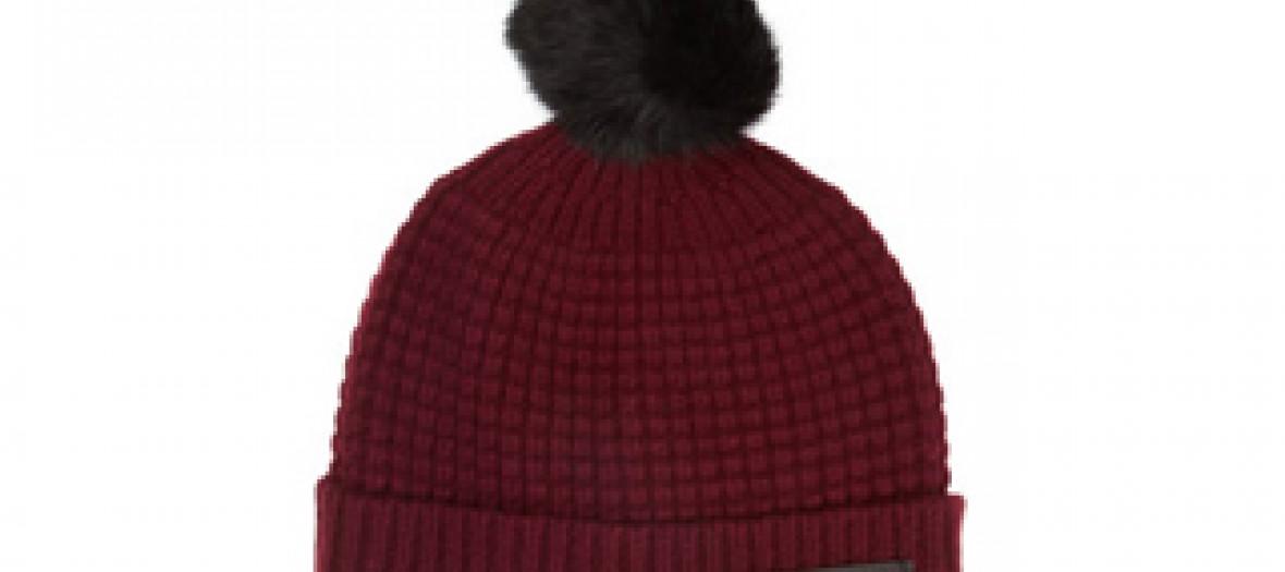 Bonnet à maille Burberry