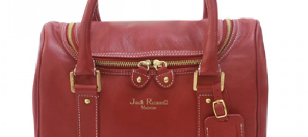 Sac « St Honoré » Jack Russell