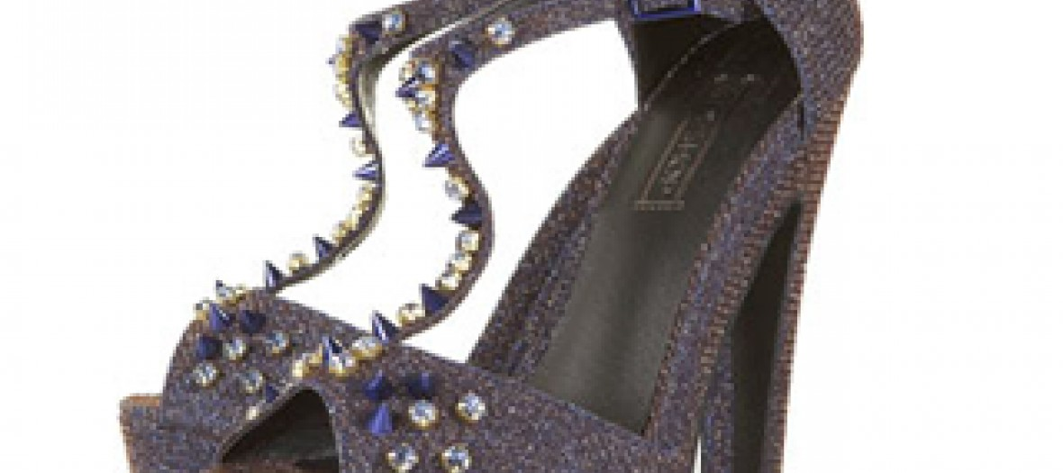 Sandales à plateformes, Topshop