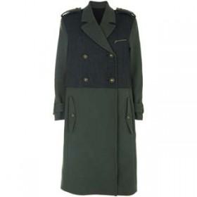 Manteau militaire Topshop