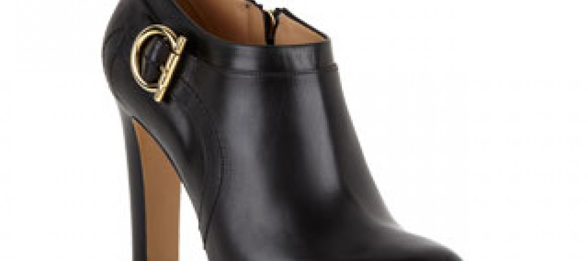 Low boots Salvatore Ferragamo