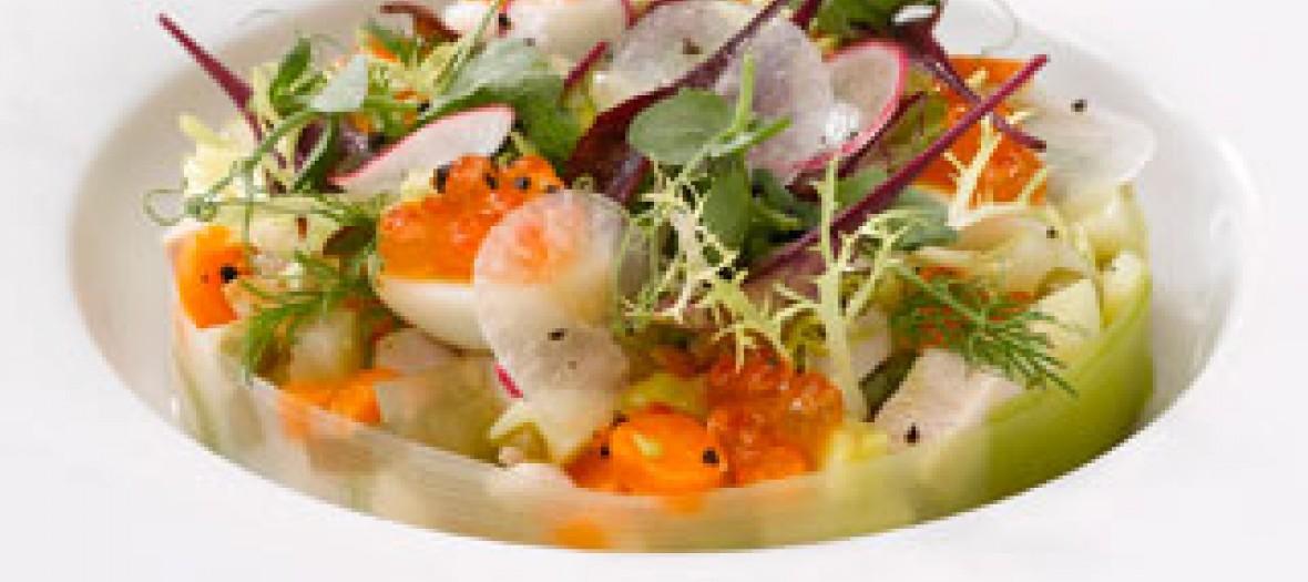 Salade à la russe