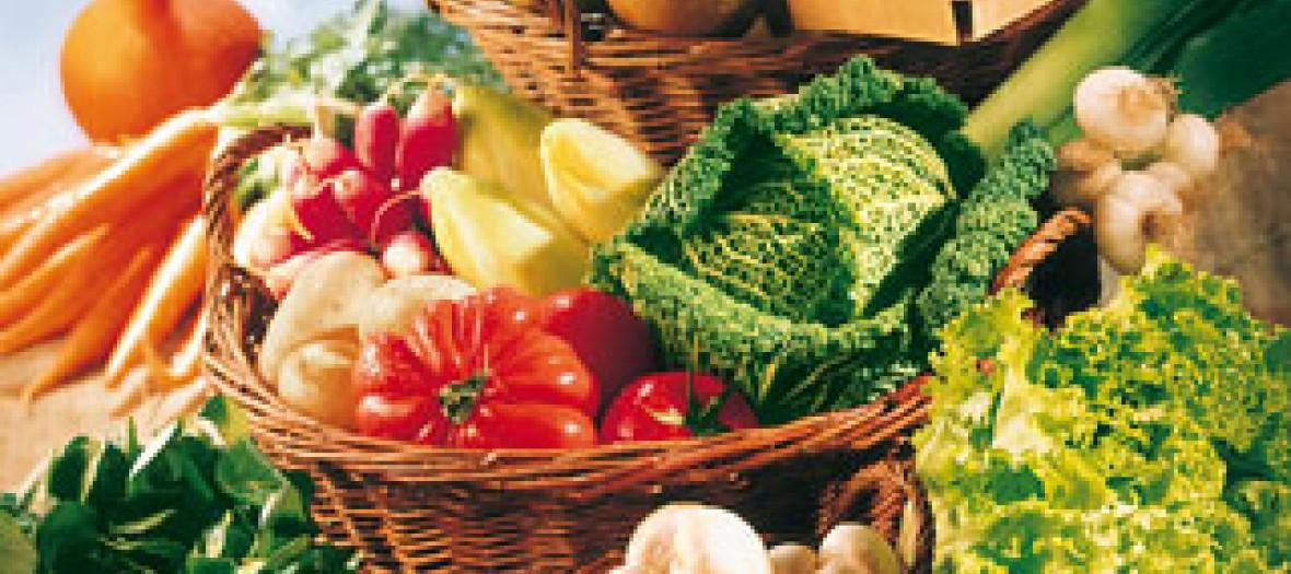 Fruits et Légumes d'Ile-de-France