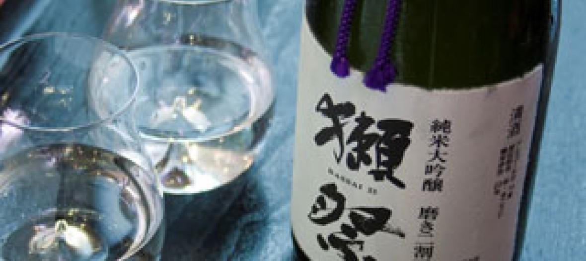 Nouvel an du saké 2012