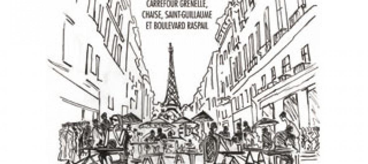 Vide Grenier du Faubourg Saint-Germain