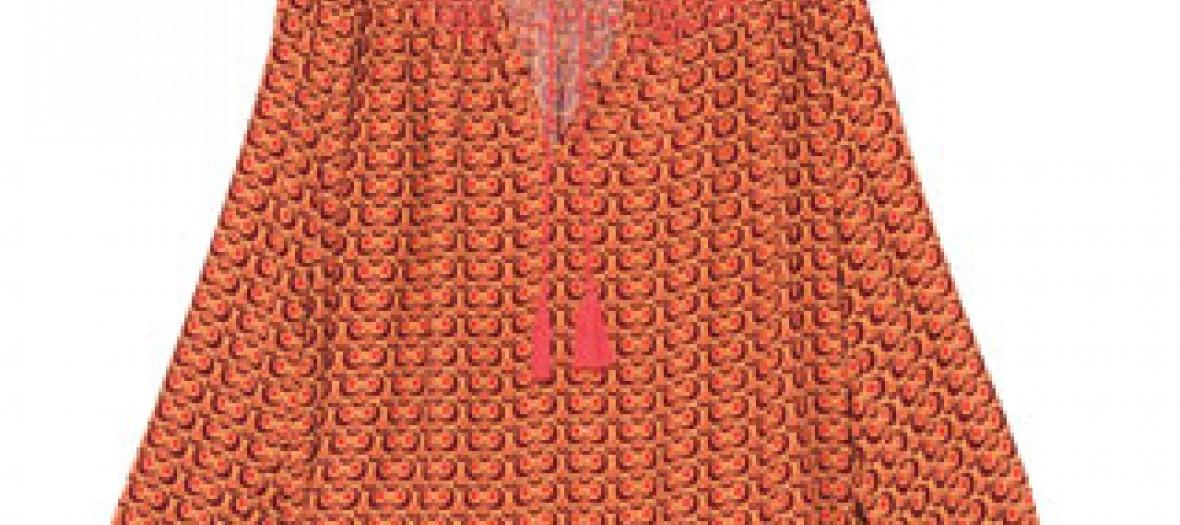 Monoprix Antik Batik