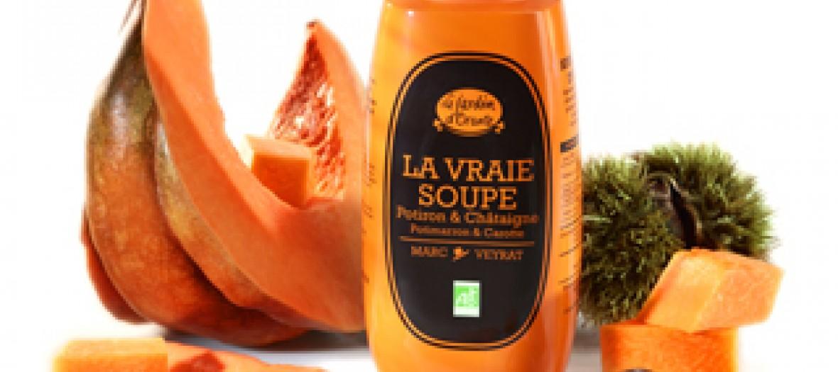 La Vraie Soupe, Marc Veyrat