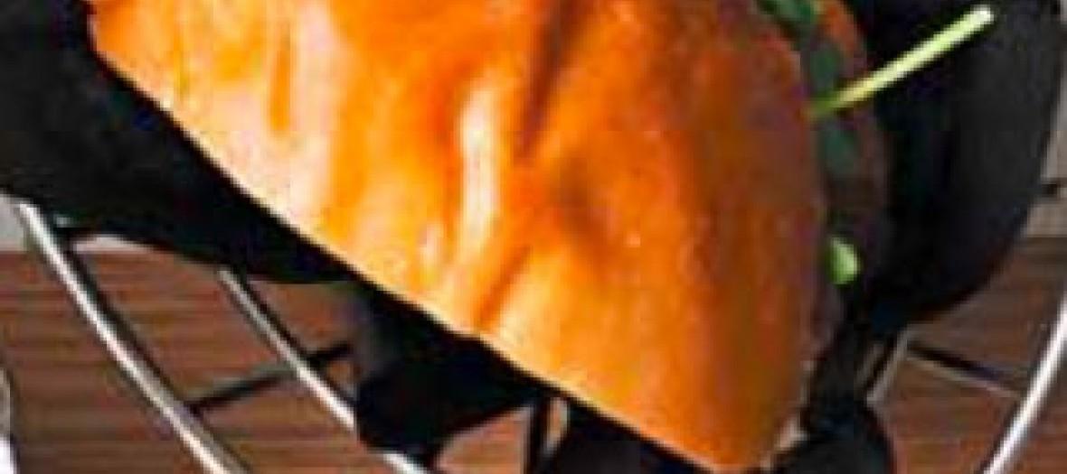 burger « Smoke by Blend »
