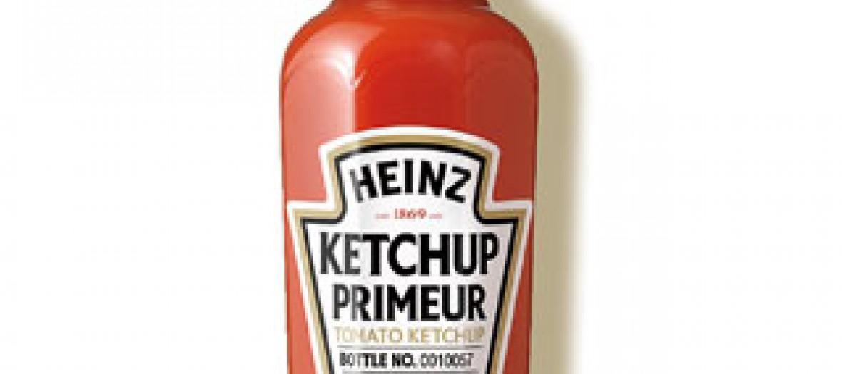 Ketchup primeur Heinz