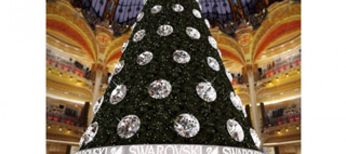 Swarovski Galeries Lafayette