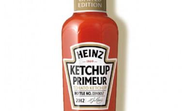 Un Ketchup qui dépote