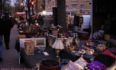 Pour chiner : le Marché aux puces de la porte de Vanves