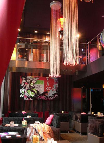 Mon adresse gourmande au kube h tel for Kube hotel london