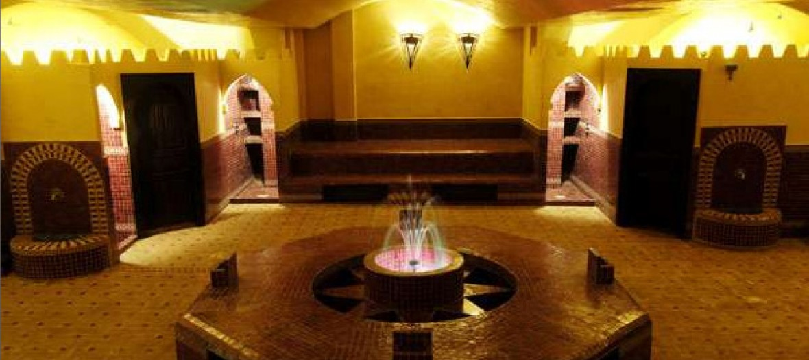Massage and lover\'s pampering at Les Cent ciels
