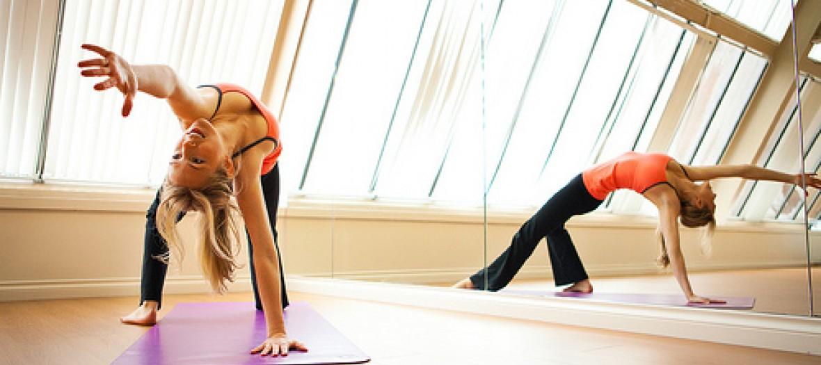 Йога дома для начинающих с нуля