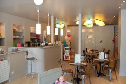 Petit caf petits enfants petit moment de d tente au - Restaurant enfant bordeaux ...