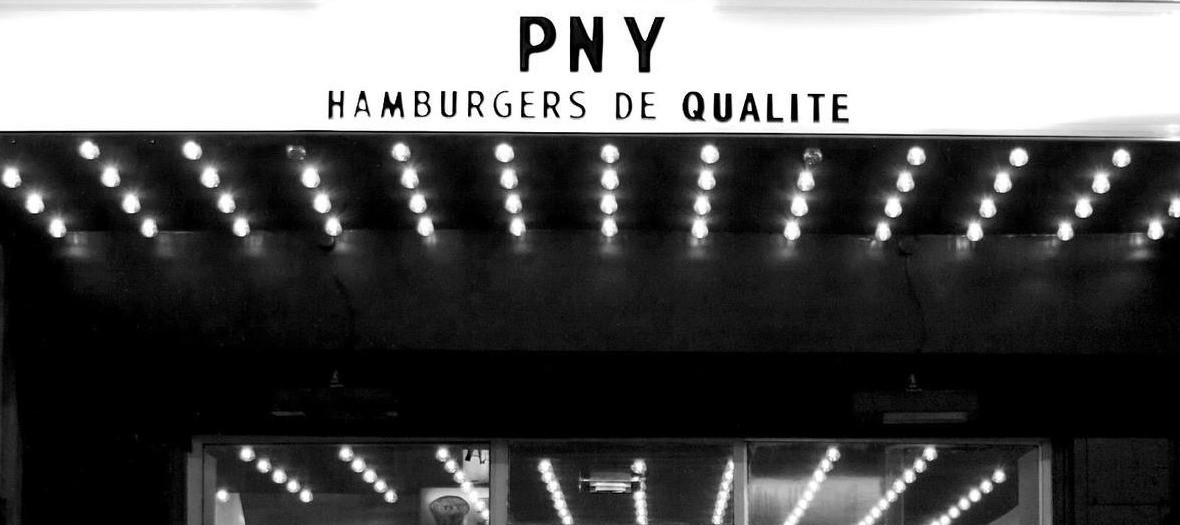 PNY, front shop