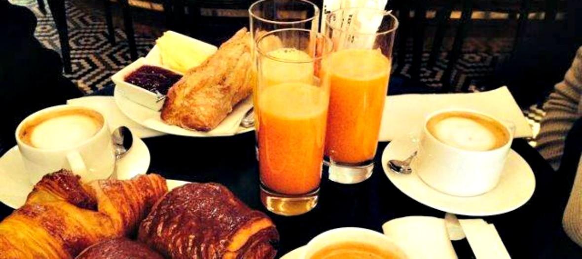 Lazare breakfast