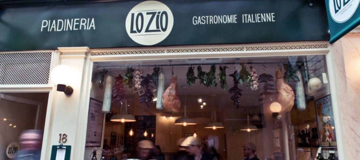 Lo Zio, store front