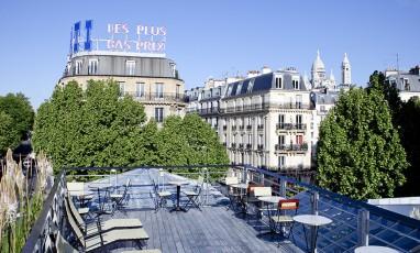 Barbès, le rooftop des titis parisiennes